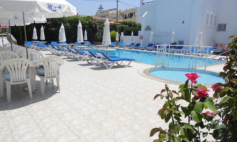 Michalis Studios & Apartments Kos Town: Kos Town Hotel